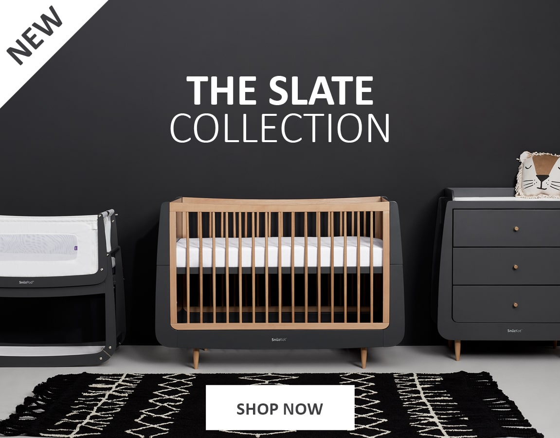 Snuz Slate Nursery Collection