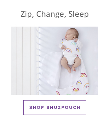 Zip, Change, Sleep, SHOP SNUZPOUCH