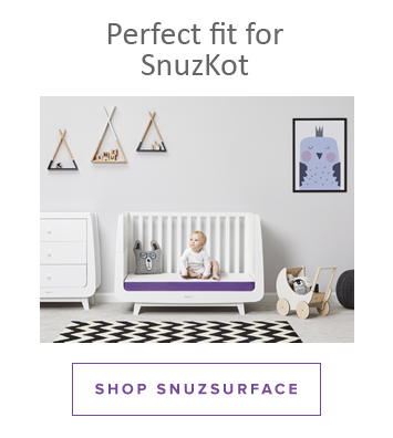 Perfect fit for SnuzKot, SHOP SNUZSURFACE