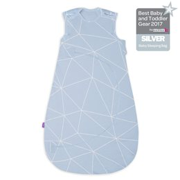 SnuzPouch Sleeping Bag 1.0 Tog – Geo Breeze