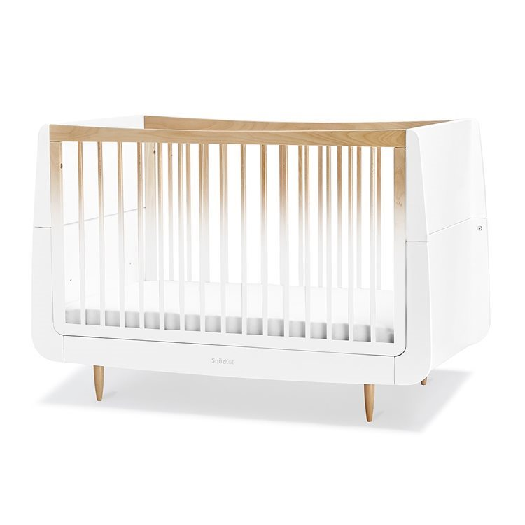 SnuzKot Skandi 2 Piece Nursery Furniture Set Ombre