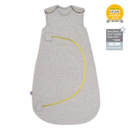SnuzPouch Sleeping Bag – Pop Yellow