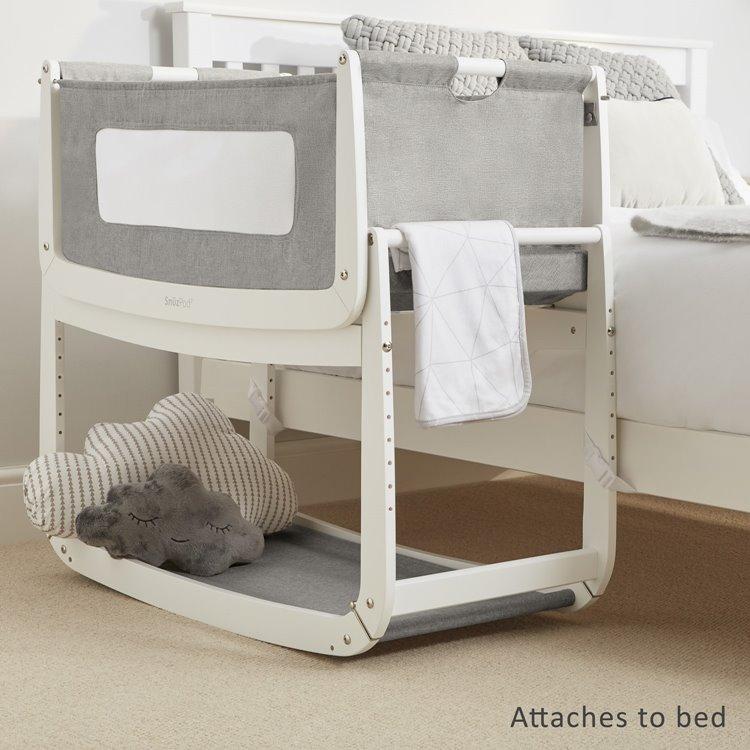 Snuzpod3 Bedside Crib Sn 252 Z