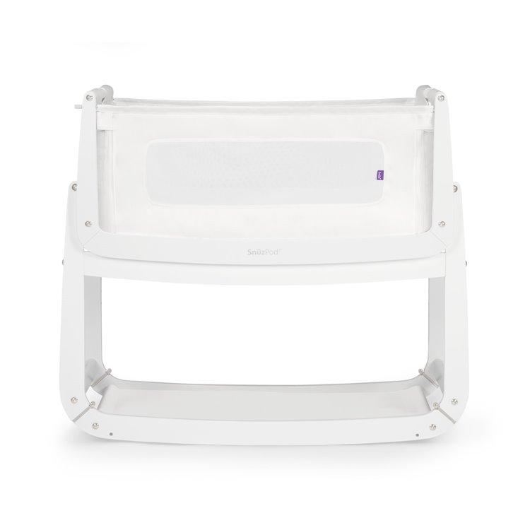 SnuzPod<sup>3</sup> Bedside Crib White