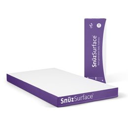 SnuzSurface Adaptable Cot Bed Mattress SnuzKot