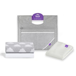 Essential Bundle Pack For SnuzPod - Grey