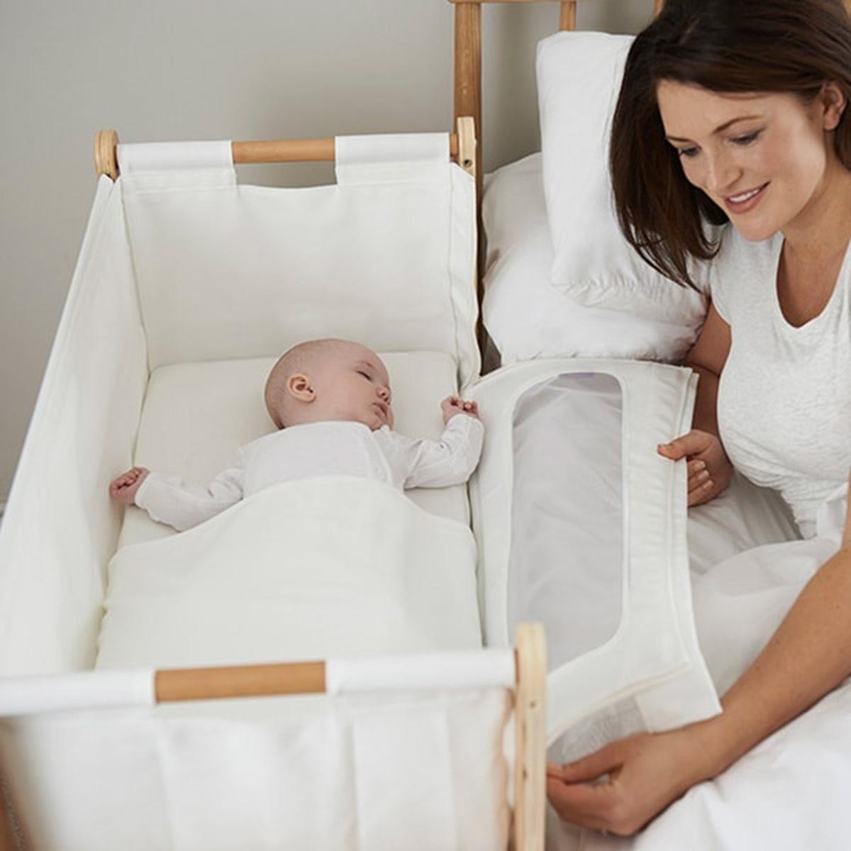 Snuzpod2 Bedside Crib 3 In 1 Natural Sn 252 Z