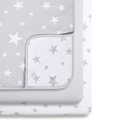3pc Crib Bedding Set – Stars