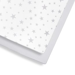 Cot & Cot Bed 2 Pack Fitted Sheet – Stars