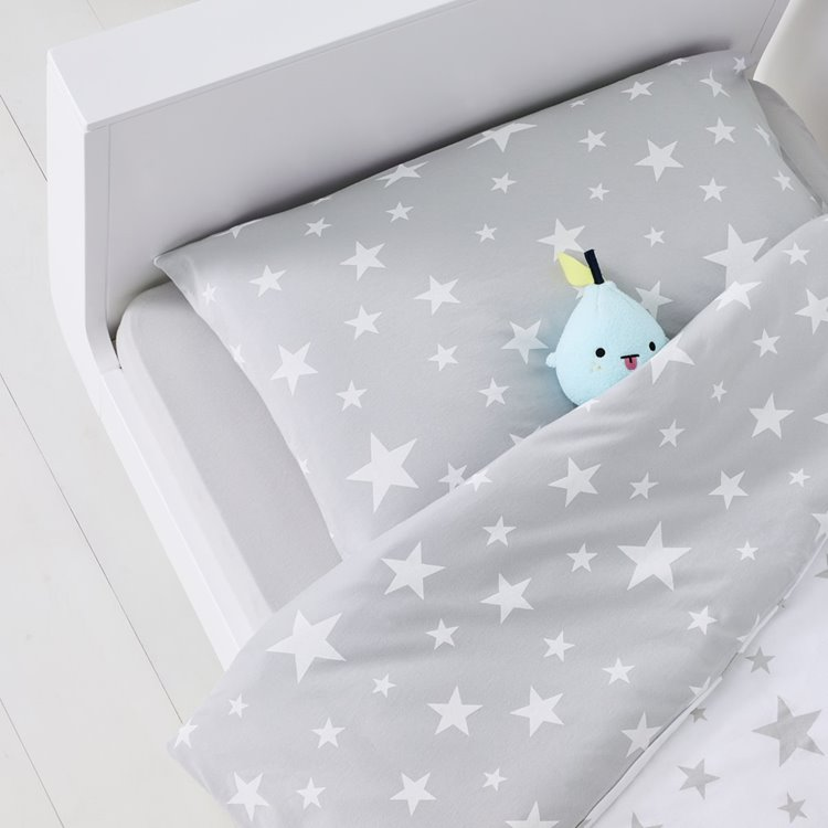 Duvet Cover & Pillowcase set – Stars