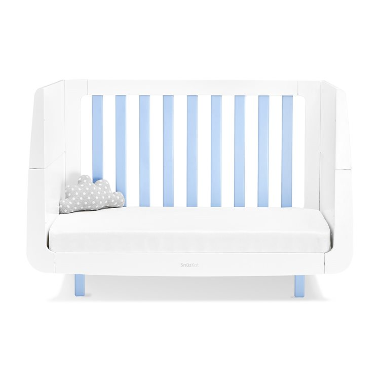 SnuzKot Mode Cot Bed Blue