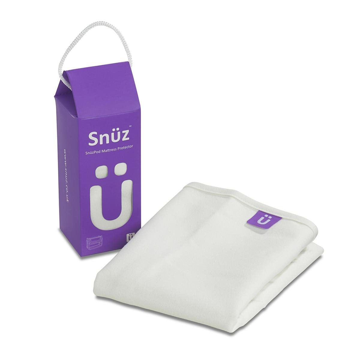 Snuzpod Waterproof Crib Mattress Protector Snuz Snuz
