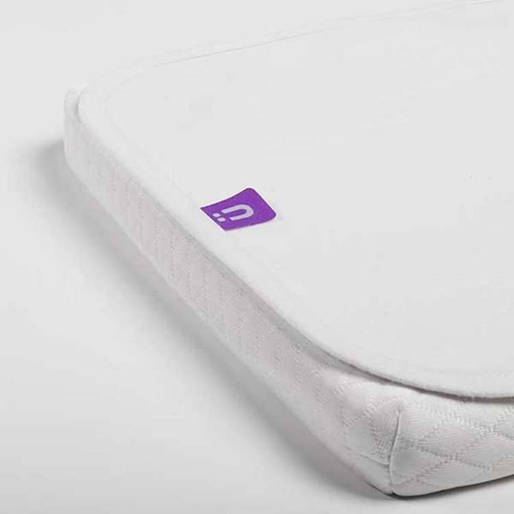 SnuzPod2 Waterproof Crib Mattress Protector