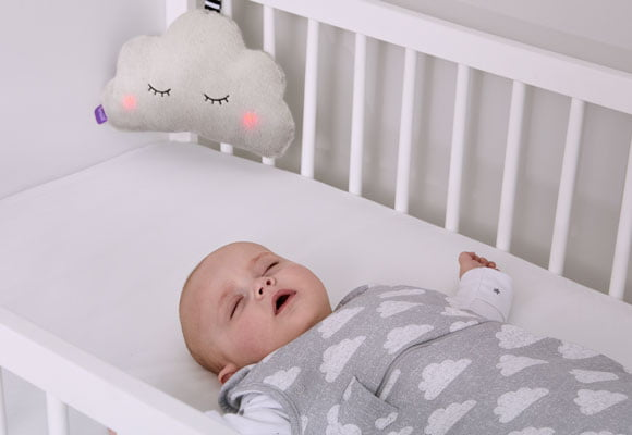 baby sleeping bag hero